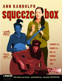 Ann Randolph Squeezebox